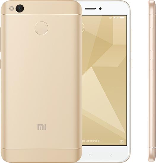 Купить Xiaomi Redmi 4x Gold